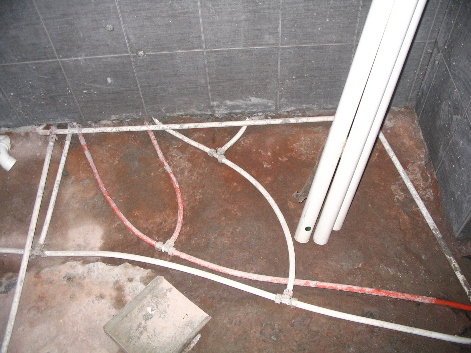 图片:舒服小窝停工之十五:装修了,对装修队的评效果不做吊顶的卧室图片