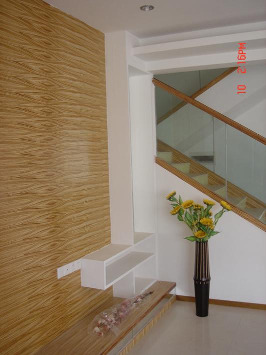 别墅装修现场施工照片 广州设计