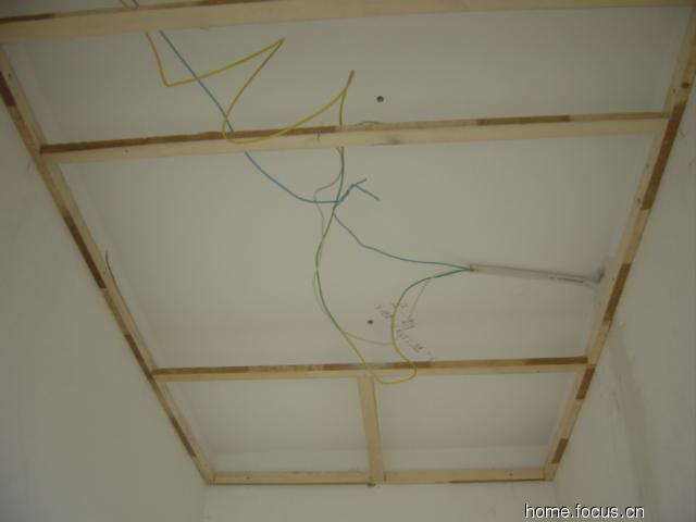 图片 竺竺的装修日记13 过道吊顶之星星造型