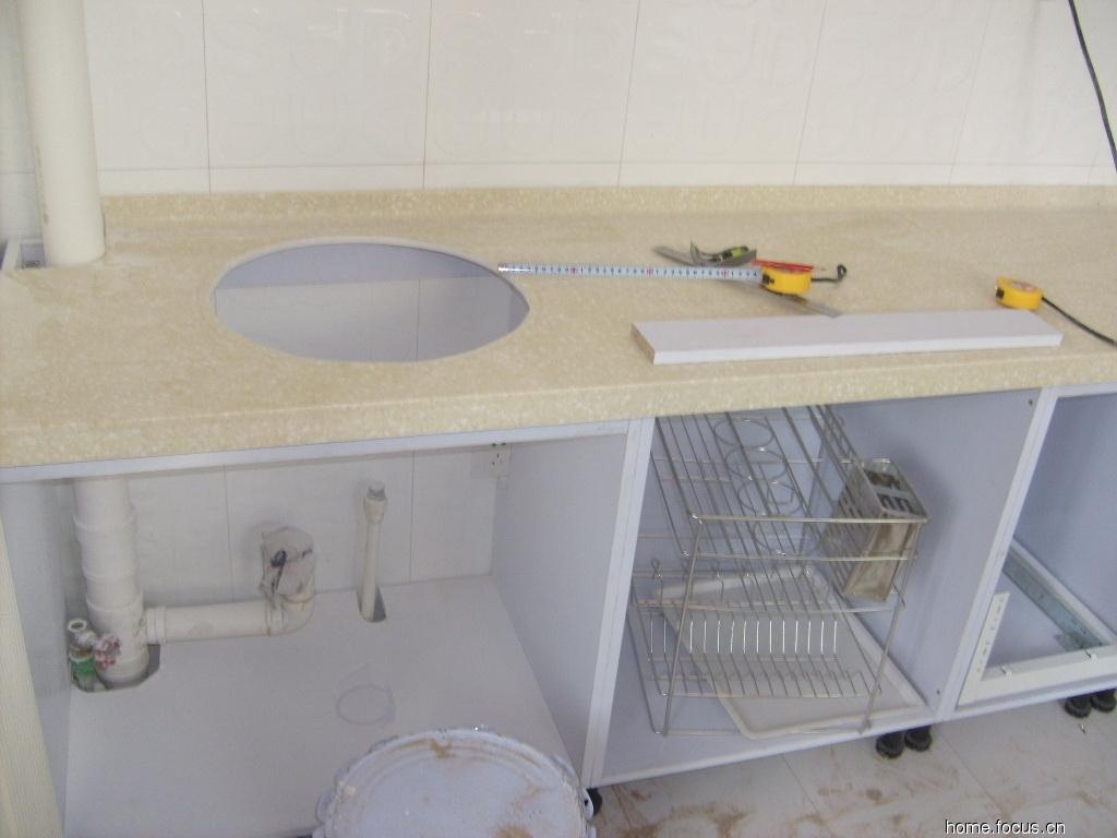 安装夏泰园的橱柜效果图片