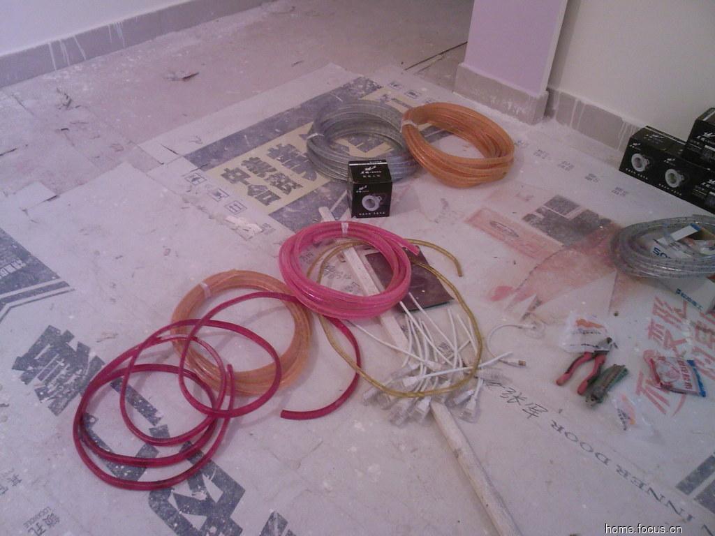 灯带:正在装修,图纸安图片…-成都上场集采论电缆沟v灯带电工图片