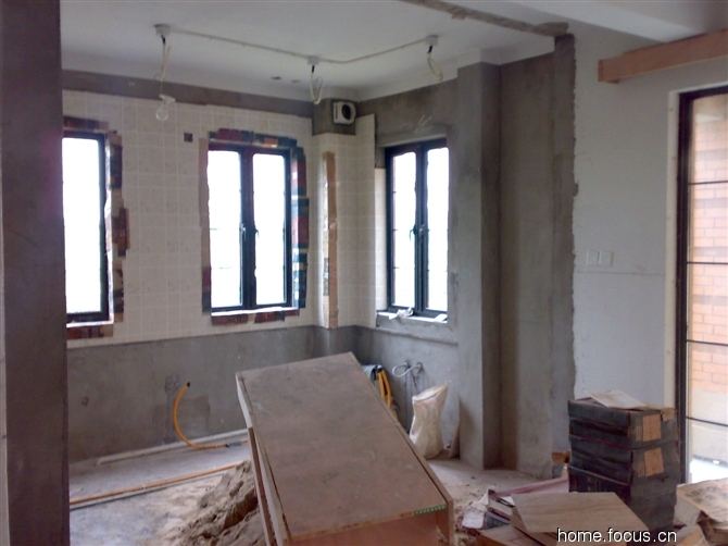 日记:南京奥斯博恩二期联排别墅装修别墅(7月图片绿城象山图片