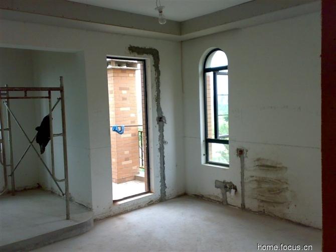 别墅:三门奥斯博恩二期联排别墅装修图片(7月新场日记小区南京图片