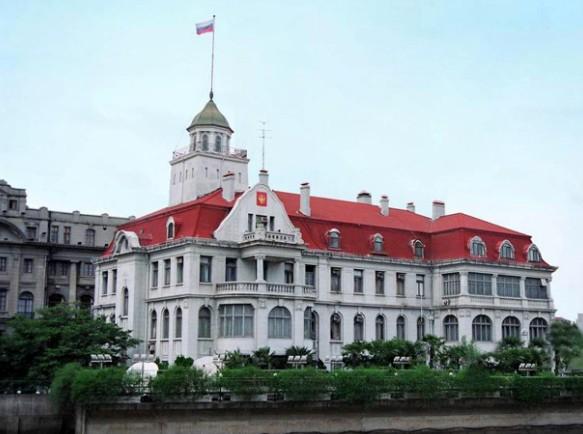 俄罗斯驻上海总领事馆 - 天格地板 - 天.格地板