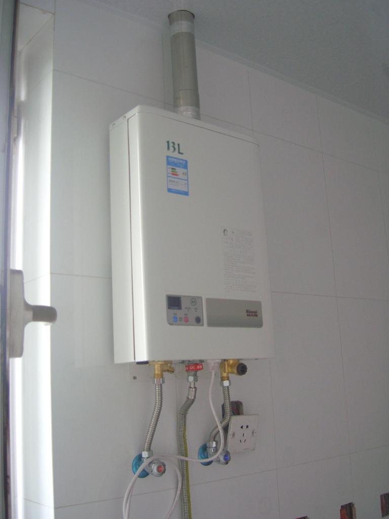 图片:明明白白挨刀——燃气热水器安装依然超预算图片