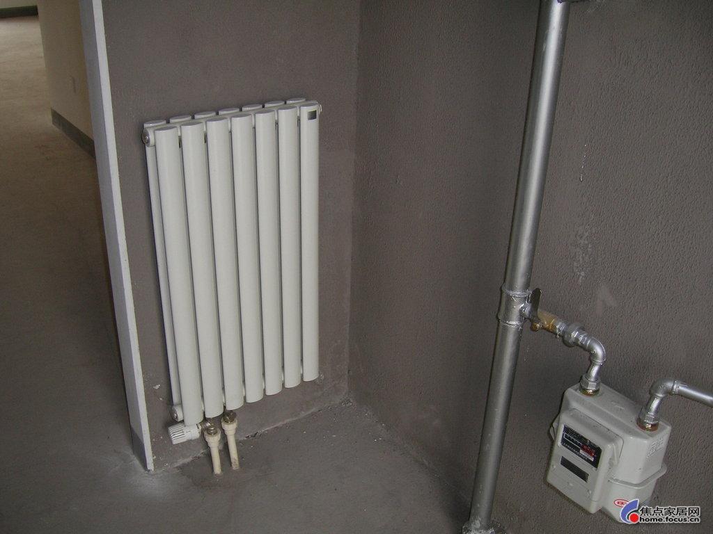 装修大战之橱柜 水电测量高清图片