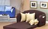 时尚又实用居家单品 20款小空间必备沙发床(图)