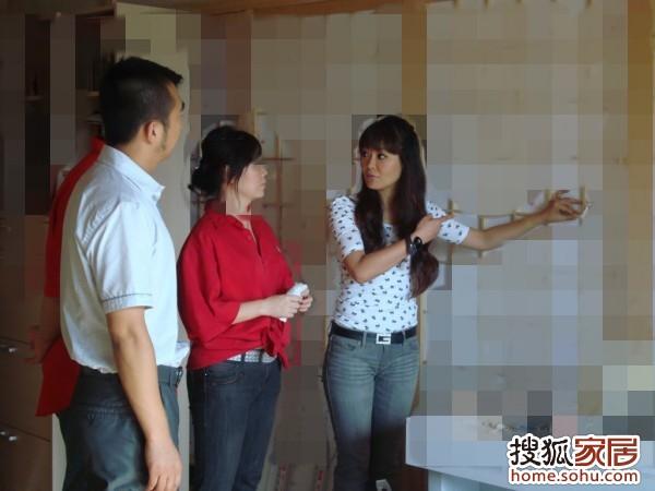 处理后现场照片1:王小骞现场探访施工进度-装