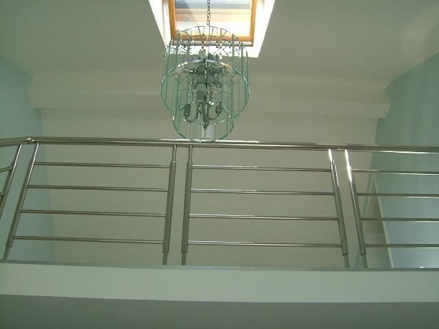从客厅看阁楼 天津装修图库